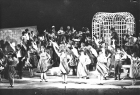 The Merry Widow dress rehearsal at the King's Theatre in 1979