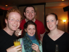 Pubcrawl. Gregor Duthie, Tony Smith, Aimee Toshney, ?
