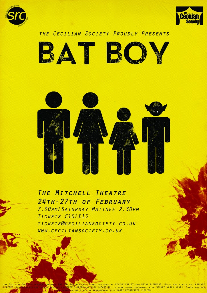 Bat Boy Poster Final